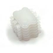 К6212-10  Лигатура SLIDE - Medium  (6шт.), AQUA