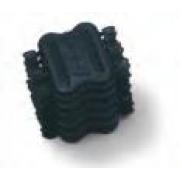 К6252-10N Лигатура SLIDE - Medium  (6шт.), черная