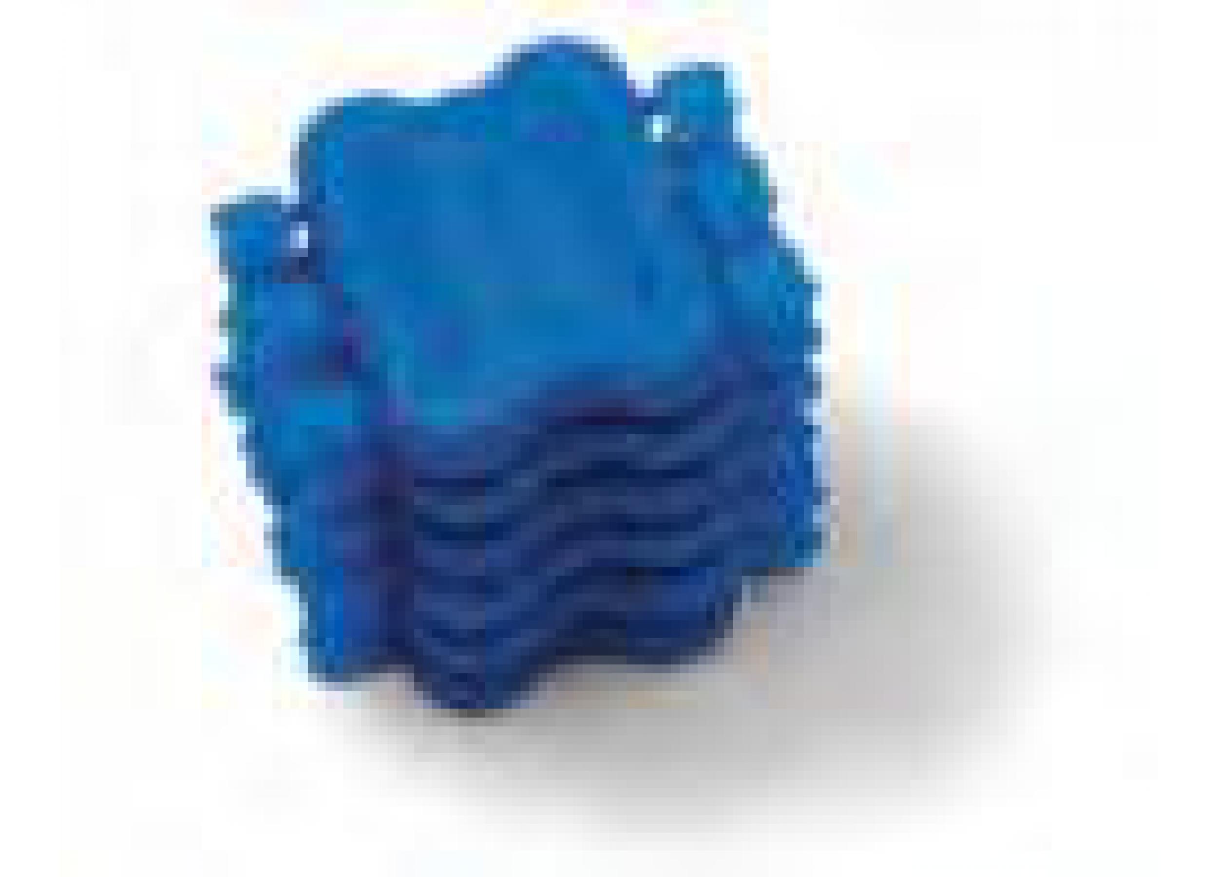 К6252-10А Лигатура SLIDE - Medium  (6шт.), синяя