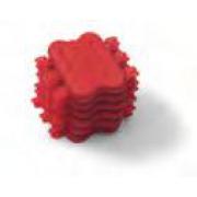 К6252-10R Лигатура SLIDE - Medium  (6шт.), красная