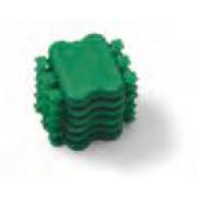 К6252-10V Лигатура SLIDE - Medium  (6шт.), зеленая