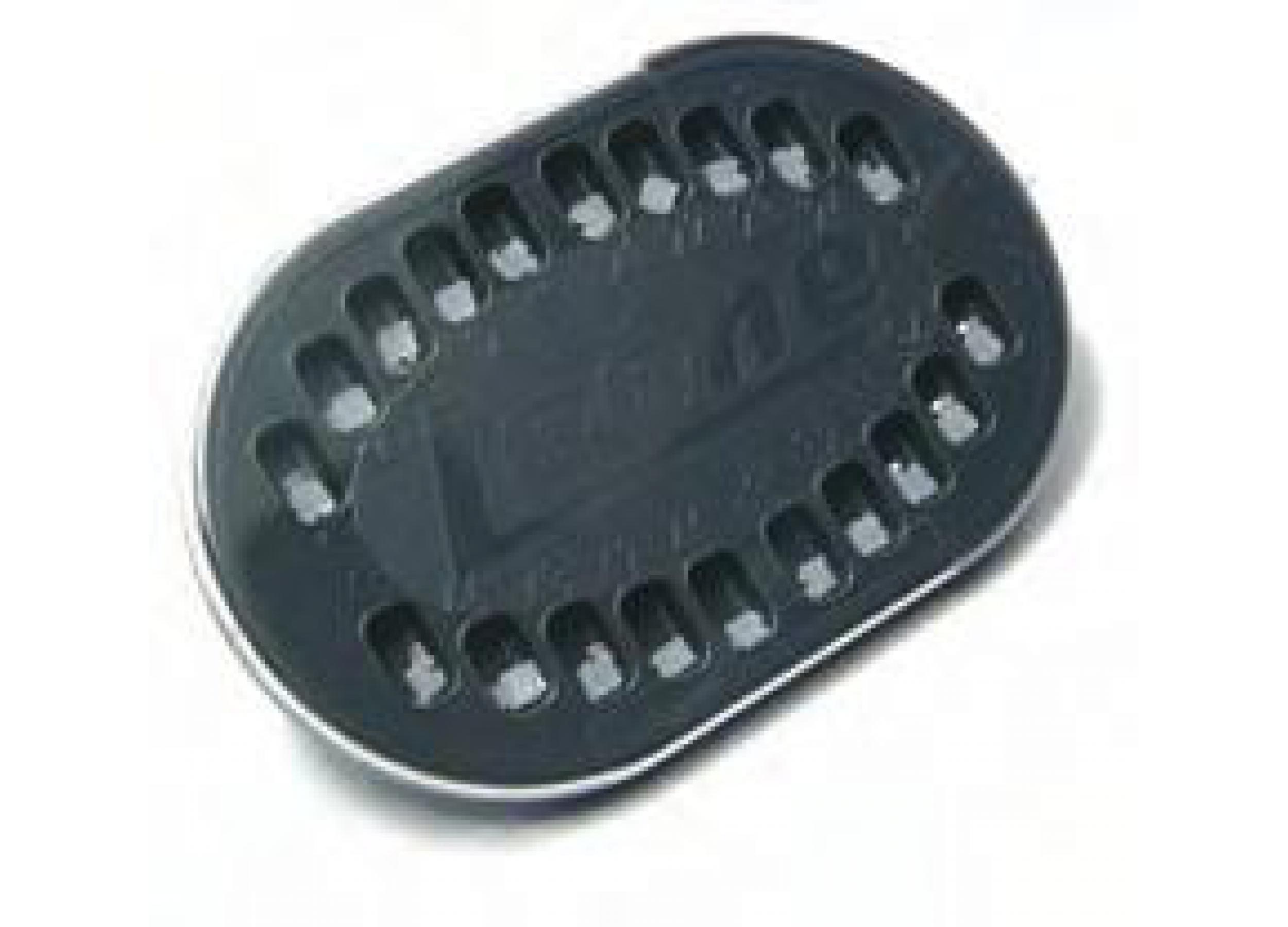 F5620-22 Набор САПФИРОВЫХ брекетов ICE-ROTH .022 (20 шт.)
