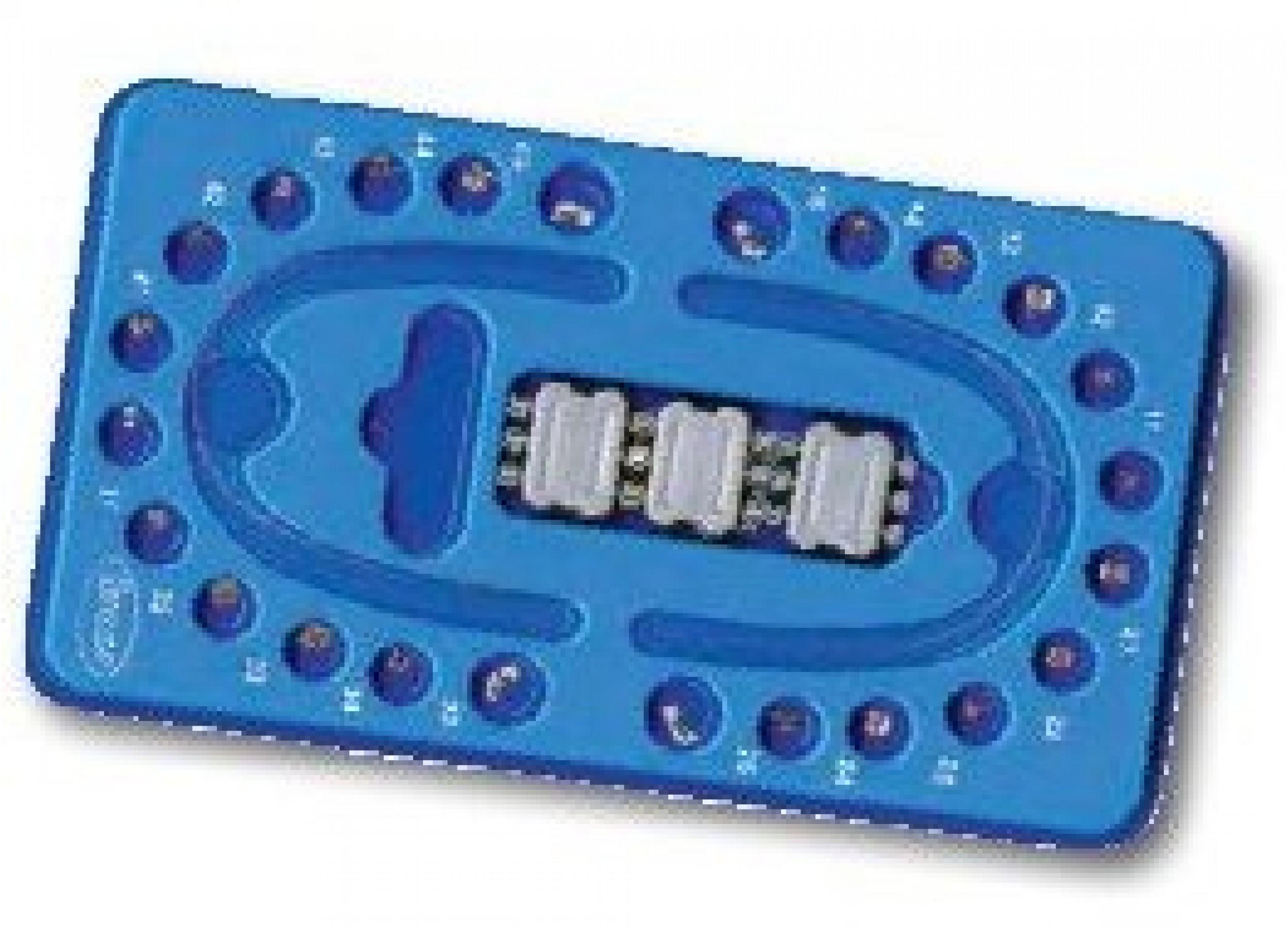 F6120-81 Комплект брекетов STEP&SLIDE LOGIC