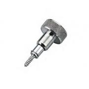 156-1001-01 Отвертка для ввинчивания метчика и имплантата, большая, титановая